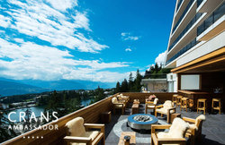 Luxus und Wellness in Crans-Montana