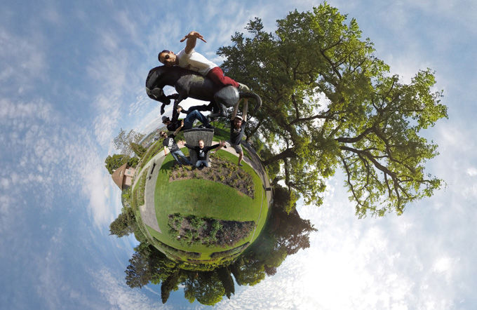 Little-Planet-Fotoshooting