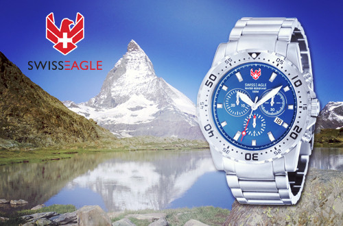 SWISS EAGLE Uhren