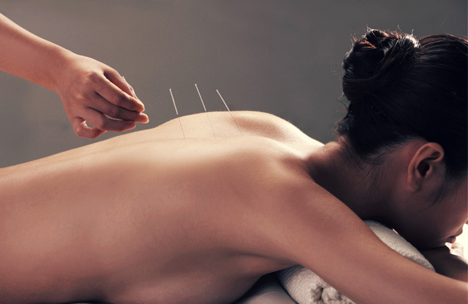 Acupuncture & massage Anmo Tuina