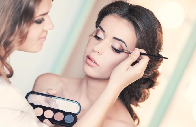 Kurs zur Make-up-Beraterin