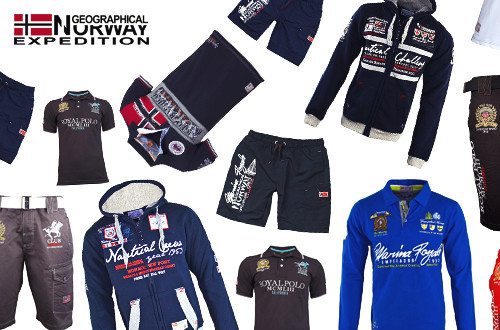 GEOGRAPHICAL NORWAY Sommer-Sale