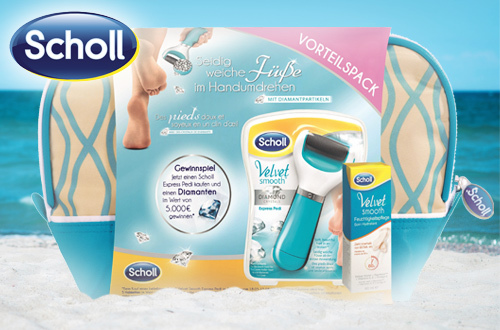 Scholl Beauty Bag