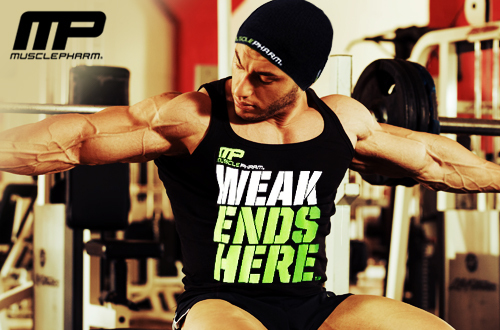 MUSCLEPHARM® Musclewear
