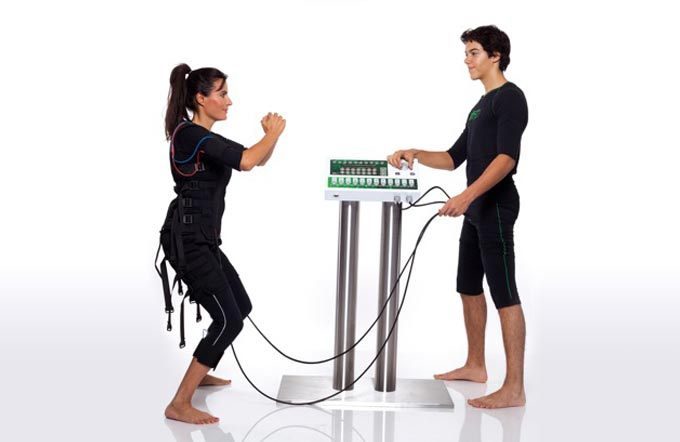Elektrostimulations-Training