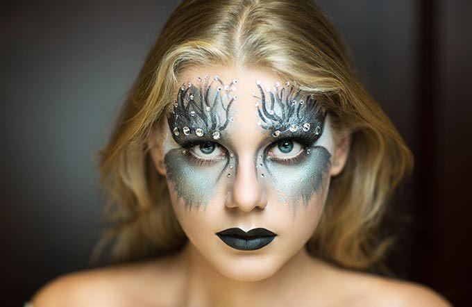 Maquillage pour Halloween ou anniversaires à domicile , Marili Nails Art