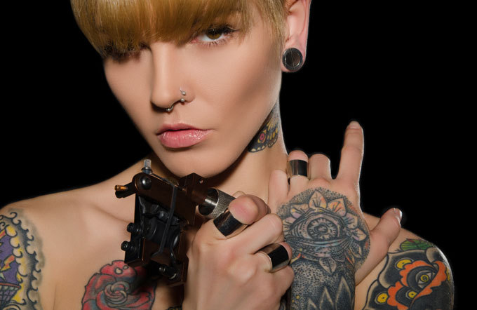 Permanent-Make-up-, Tattoo- und Piercing-Seminar