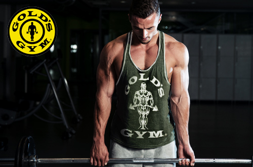 Gold's Gym Fitnesskleidung