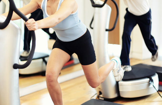 POWER PLATE® Abo