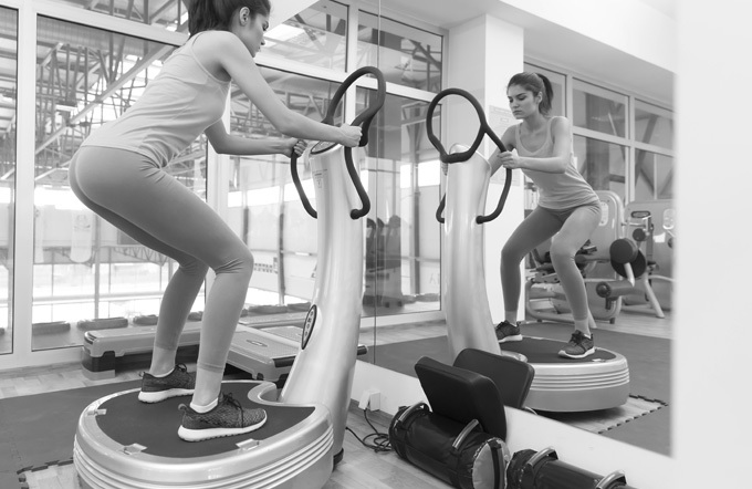 POWER PLATE® Privattrainings