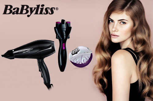 Styling mit BaByliss®