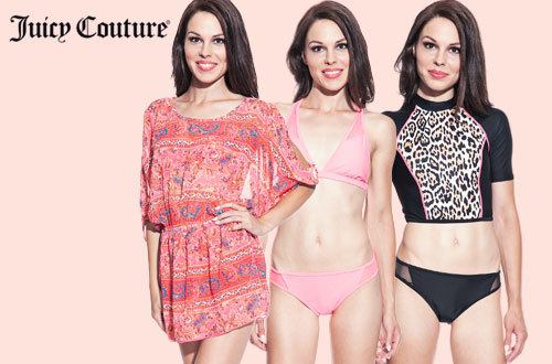 Deindeal juicy couture beachwear for Couture a fribourg