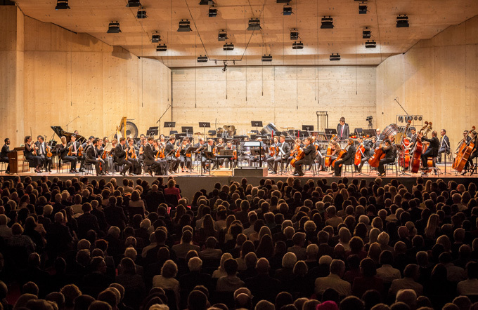 Concert symphonique «Roma a Gstaad»