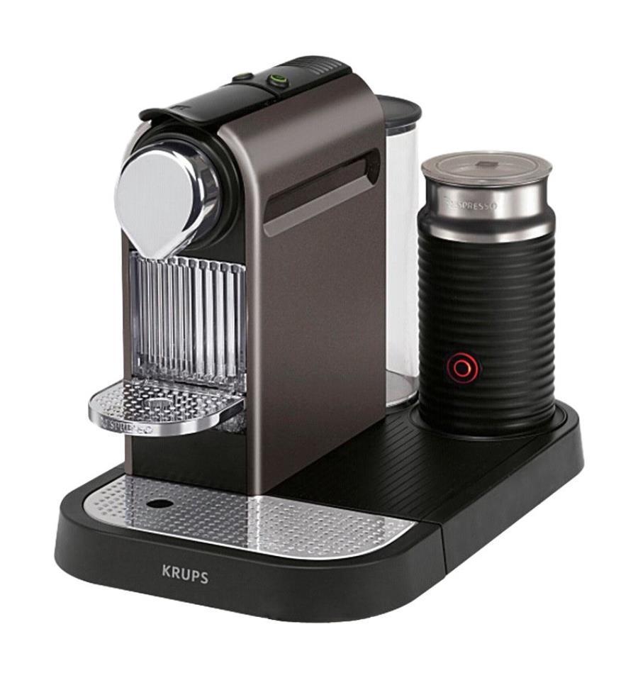 deindeal nespresso krups maschine xn 730 t. Black Bedroom Furniture Sets. Home Design Ideas