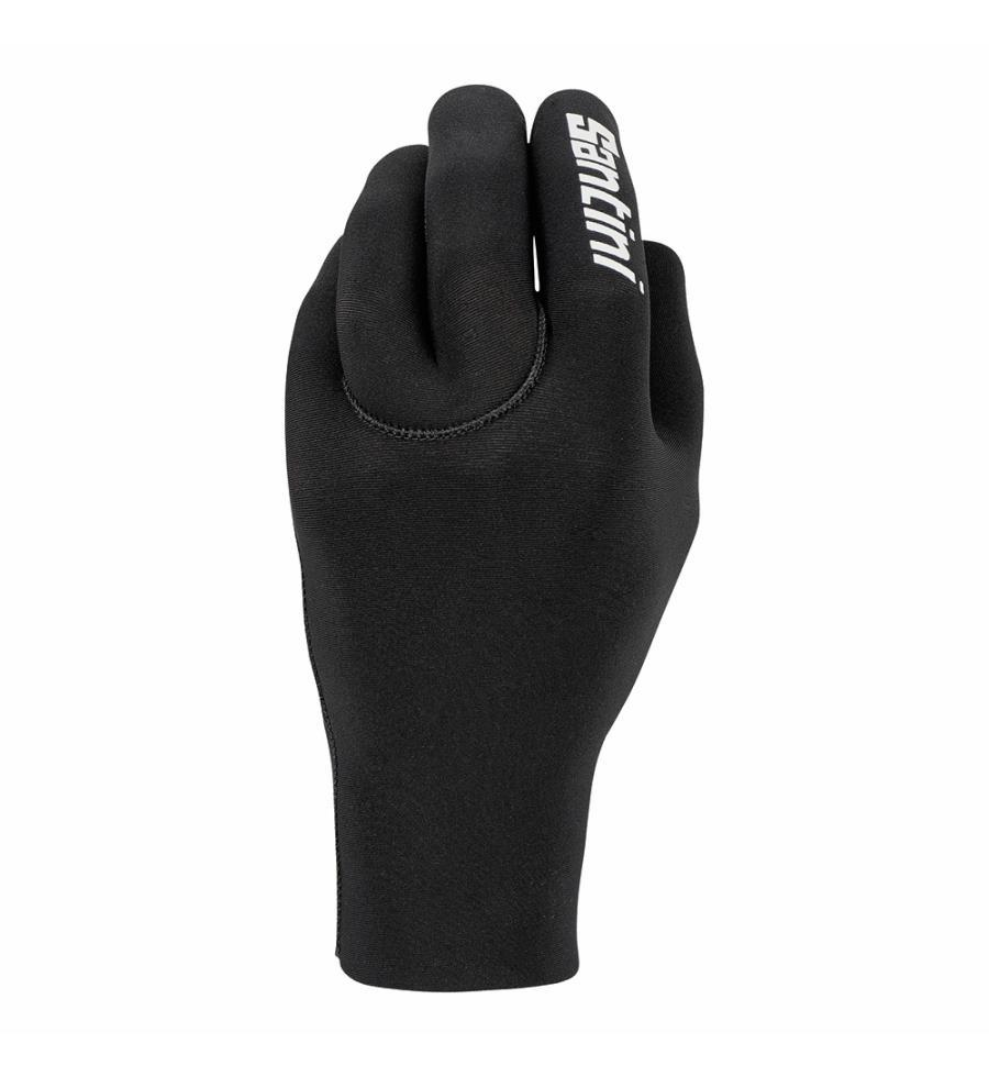 Handschuhe Cycling Neoprene - Schwarz - S