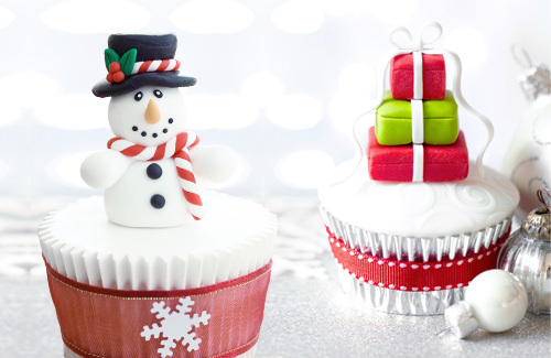 Cupcake-Design Kurs «Winter Dream»