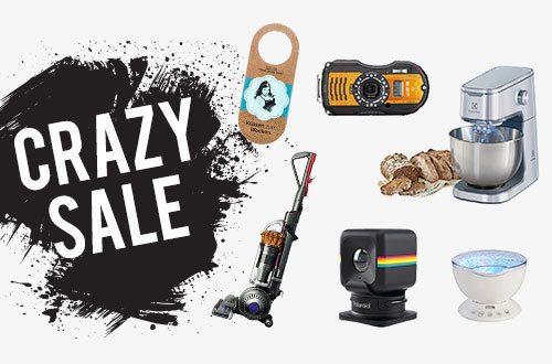 CRAZY SALE – Brands & Products