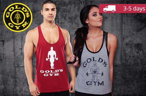 GOLD'S GYM® Fitnessbekleidung