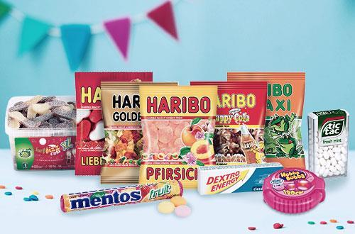 HARIBO, MAOAM® und Co.