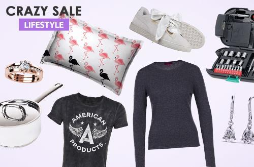 CRAZY SALE – Lifestyle